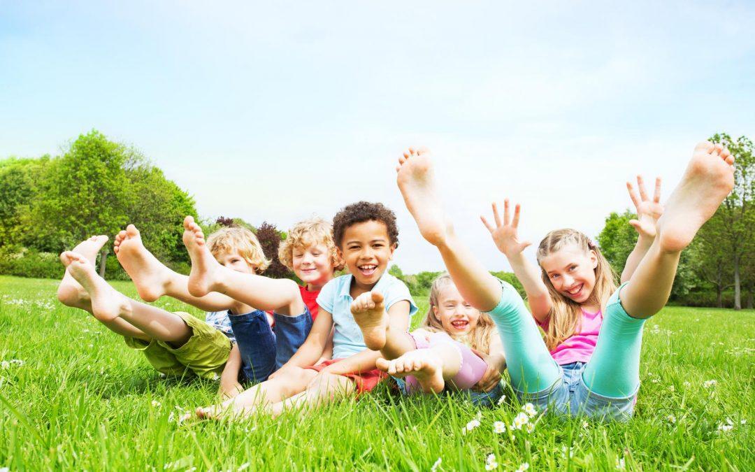 La importancia de las revisiones de los pies en niños