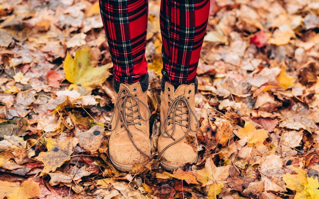 7 Consejos para preparar los pies para el otoño